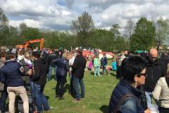 Radlertreff 1. Mai 2015