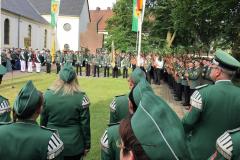 Schützenfest Bokel 2016