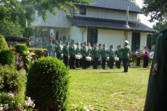 Schützenfest Esbeck 2015