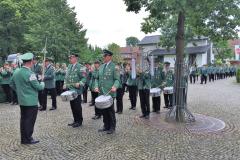 Schützenfest Esbeck 2016