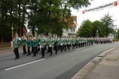 Schützenfest Mastholte 2011 - Samstag
