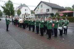 Schützenfest Mastholte 2011 - Sonntag