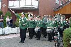 Schützenfest Mastholte 2013 - Freitag