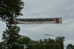 Schützenfest Mastholte 2013 - Samstag