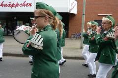 Schützenfest Mastholte 2013 - Sonntag