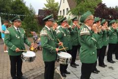 Schützenfest Mastholte 2016 - Freitag