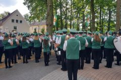 Schützenfest Mastholte 2019 - Samstag