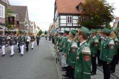 Schützenfest Rietberg 2013
